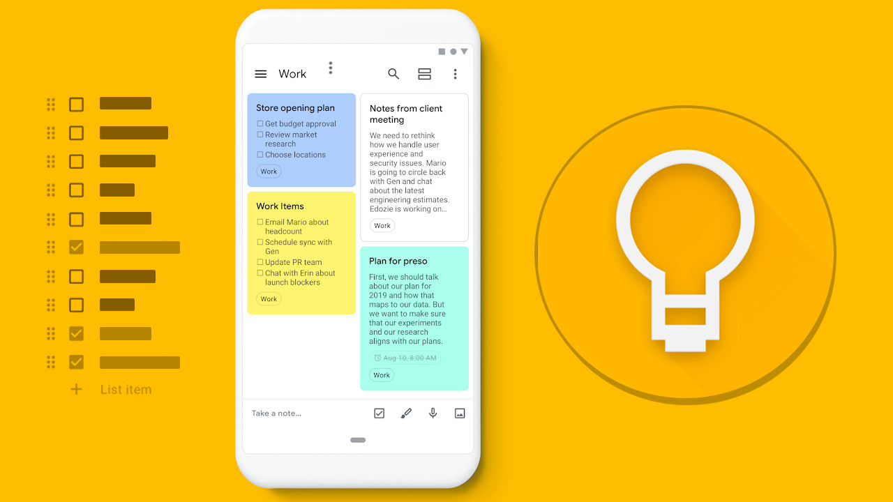7 Reasons To Start Using Google Keep in 2020