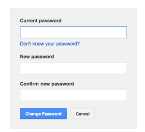 How to recover your Google Account Fast and Secure