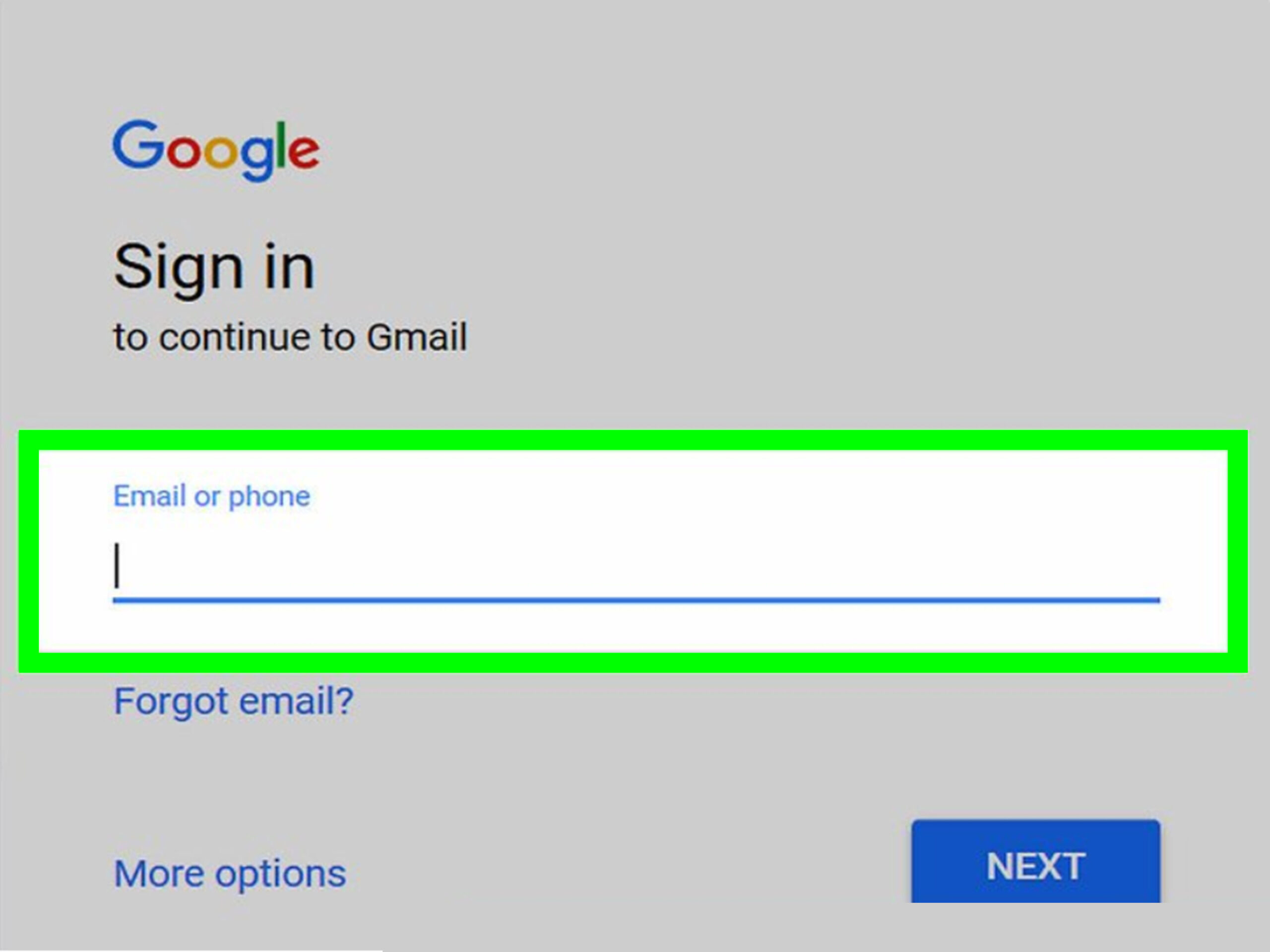 How to recover your Google Account