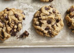 Amazing Vegan Chocolate Chip Cookies - Recipe