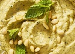 Best Zucchanoush Recipe, Truly Amazing Vegan Dish